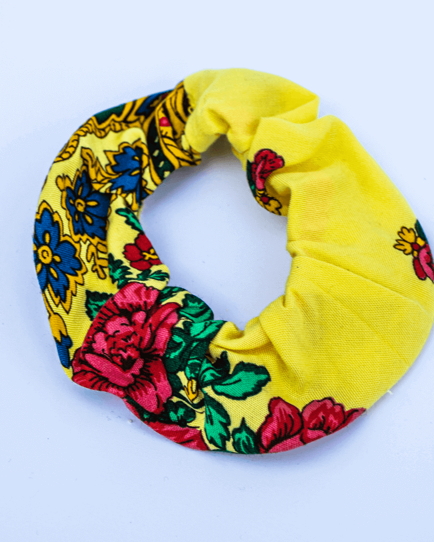 Elastic for Hair - Scrunchie Outeiro