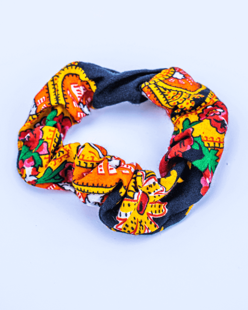 Elastic for Hair - Scrunchie Santa Marta
