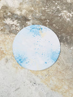 Blue Crush Decor Coaster