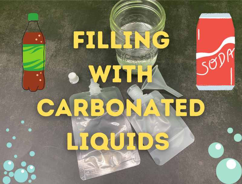How to Fill Bags with Carbonated Liquids