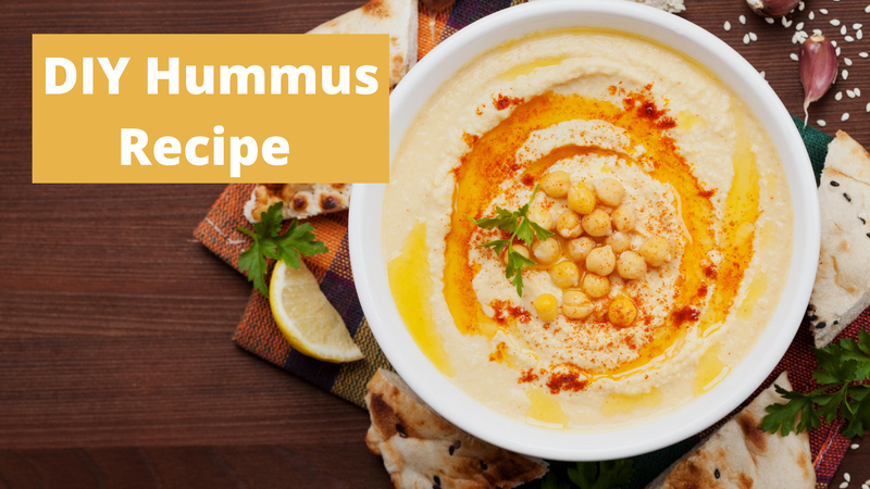 Quick Hummus Recipes To Sell
