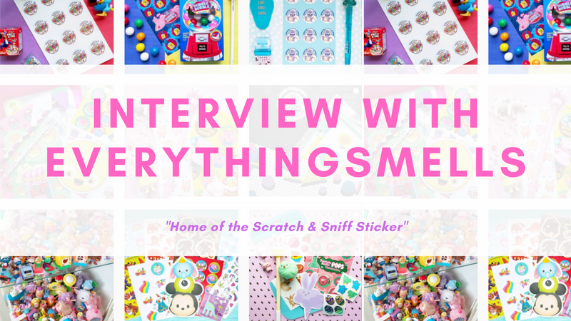 1980's Nostalgia with A Modern Twist: The EverythingSmells Interview