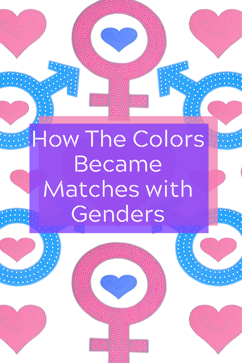 The Most Gender Associated Colors