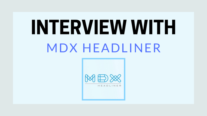 An Interview with MDX Headliner- The Leader in Rave Support Supplements