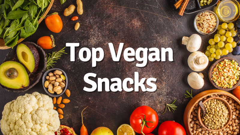 Best Vegan Snacks to Sell