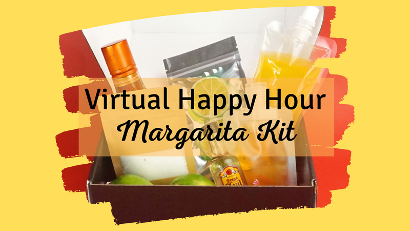 Easy Work From Home Happy Hour Kit