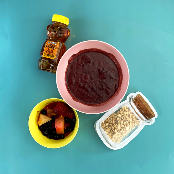 Why Acai Bowls are Gaining Popularity and How to Make Them: Ingredients