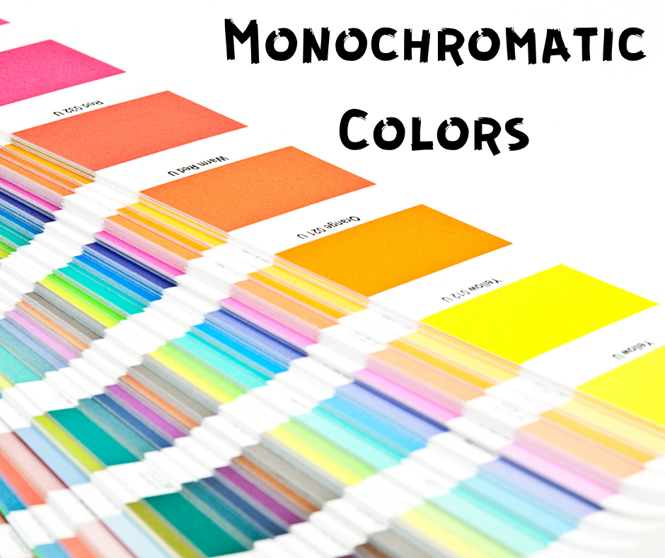 Why Gradient Colors are Smart for Confectionery Businesses: Monochromatic Colors