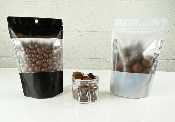 Strong Storage Bags for Chocolate Goods
