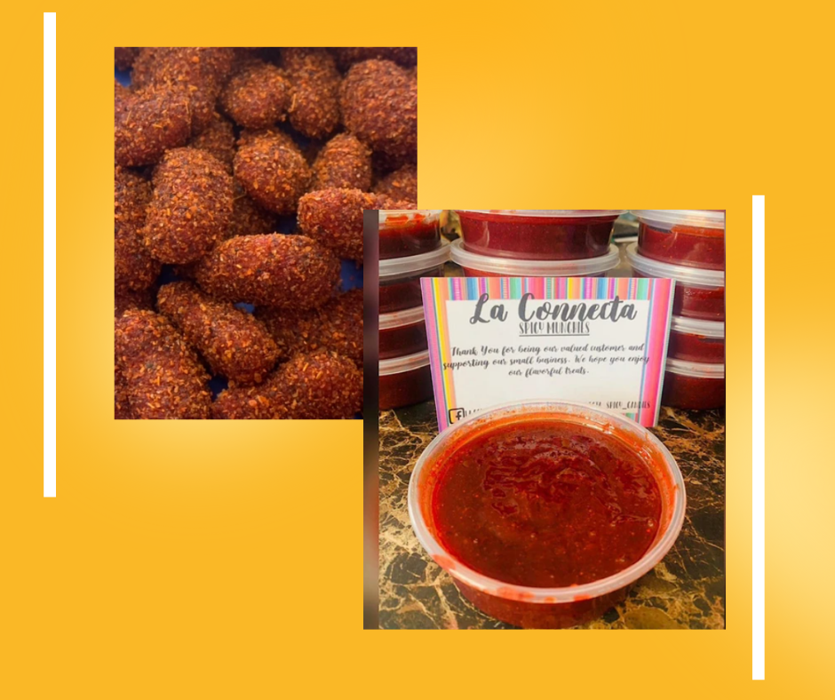 Small Business Success: The La Connecta Spicy Munchies Interview: Products
