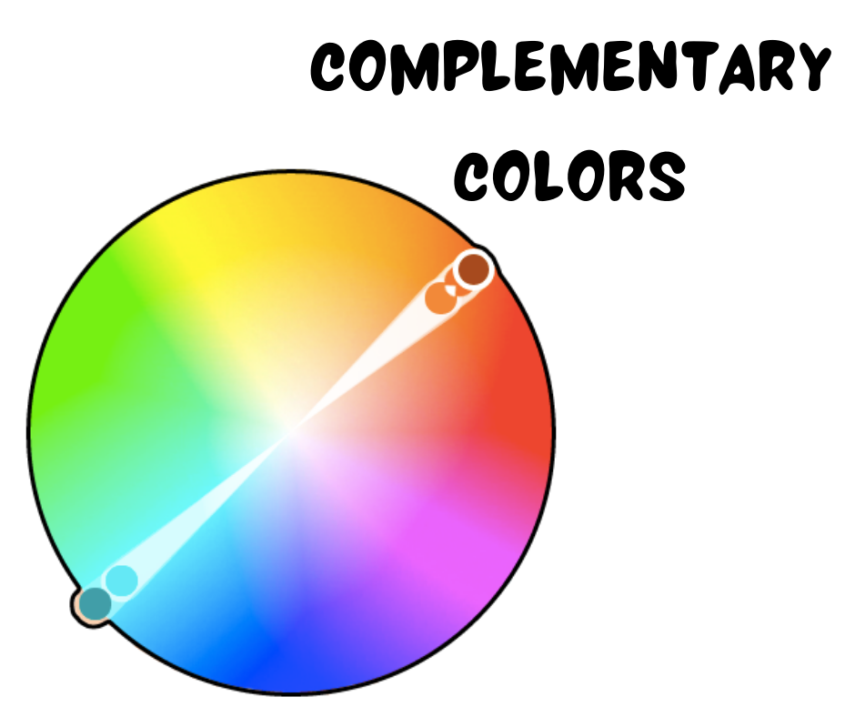 Why Gradient Colors are Smart for Confectionery Businesses: Complementary Colors