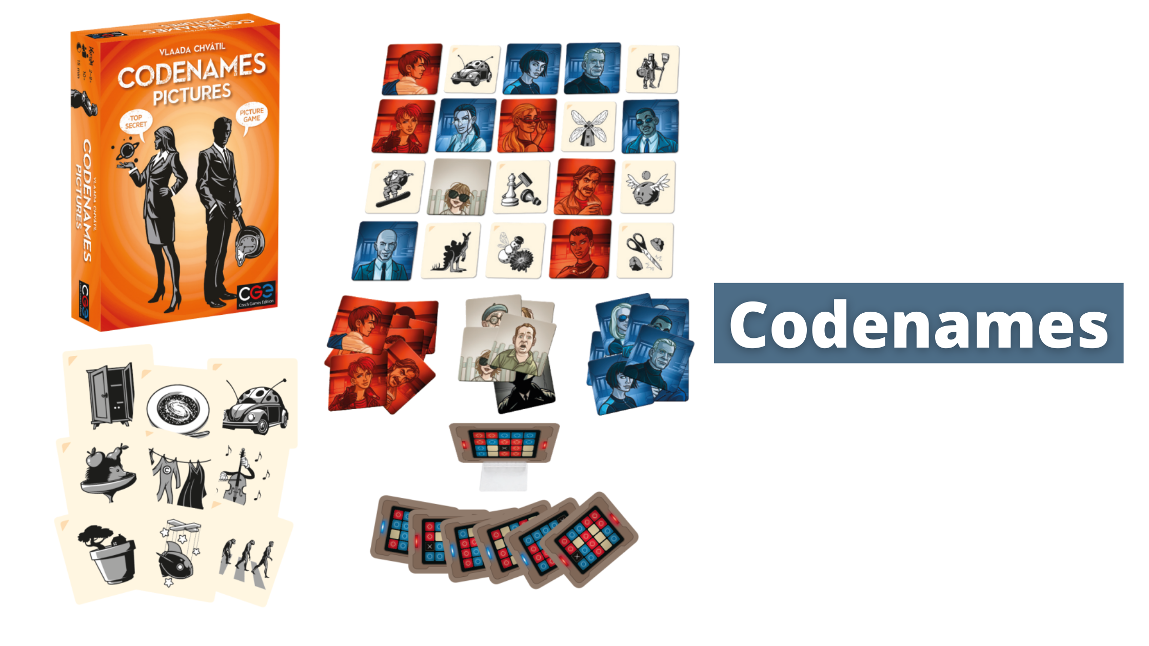 Best Games to Play with Your Family: Codenames