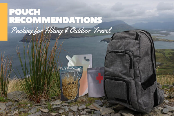 Best Light Weight Packaging for Hiking and Outdoor Travel
