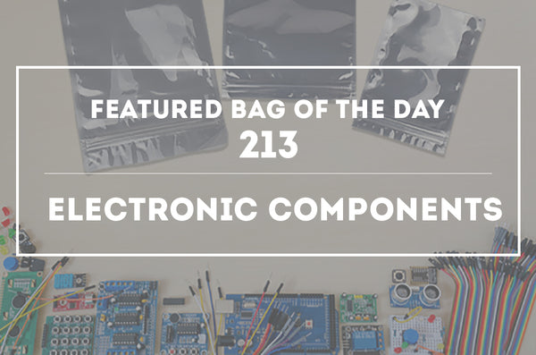 213 Series Featured Bag - Anti-Static Bags for Electronics