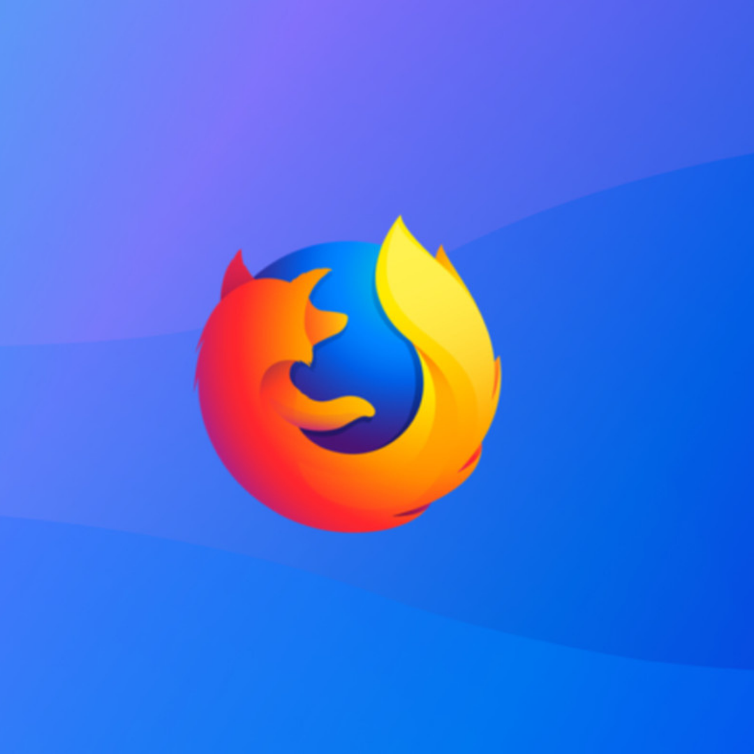 Why Gradient Colors are Smart for Confectionery Businesses: Firefox Logo