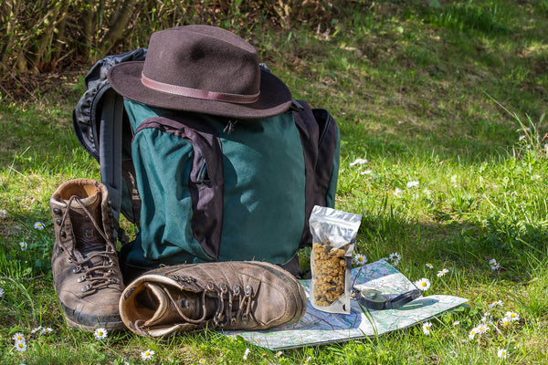 Food Storage Pouches for Hiking