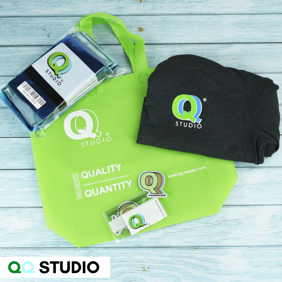 Giveaways and Fundraisers: QQ Studio Prizes