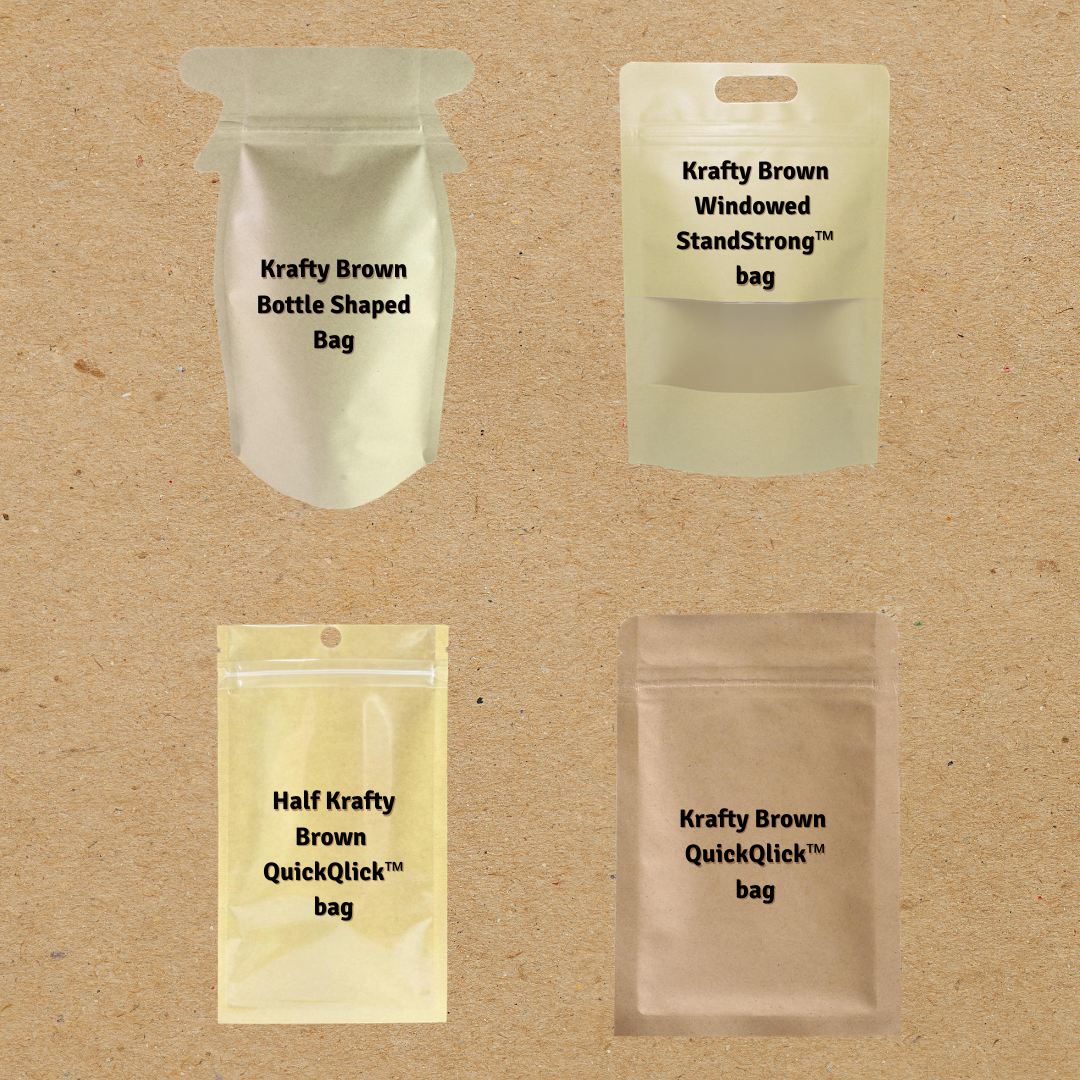 How is QQ Studio's Kraft Paper Made? Our Bags