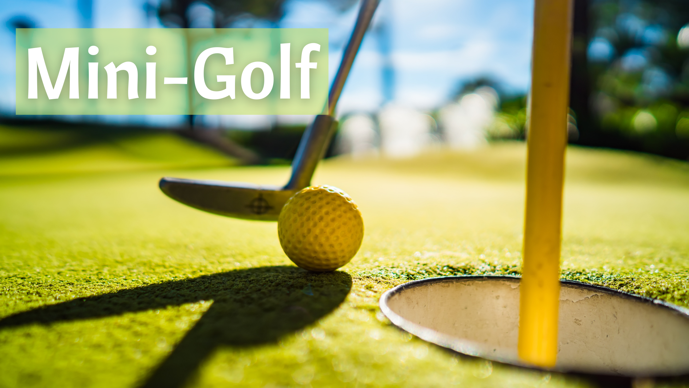 10 Low-Budget Date Night Ideas for You and Your Significant Other: Mini Golf
