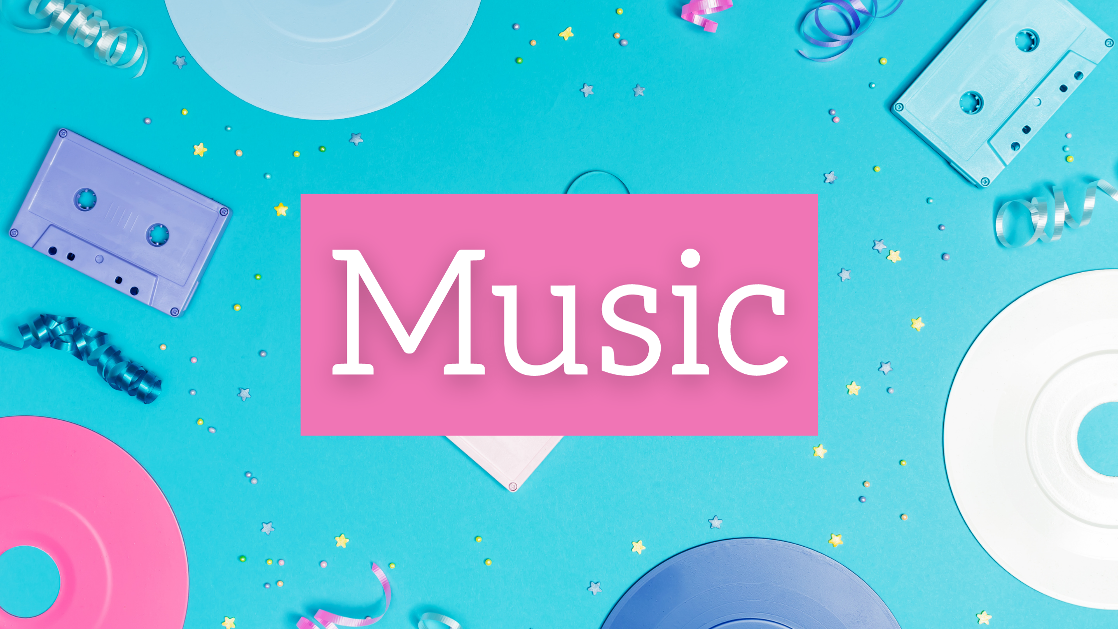 New Year's Home Party Essentials: Music