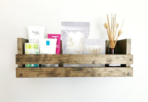 Clear Stand Up Bags for Bathroom Organization