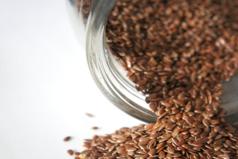 Flax Seeds for Snack Prepping
