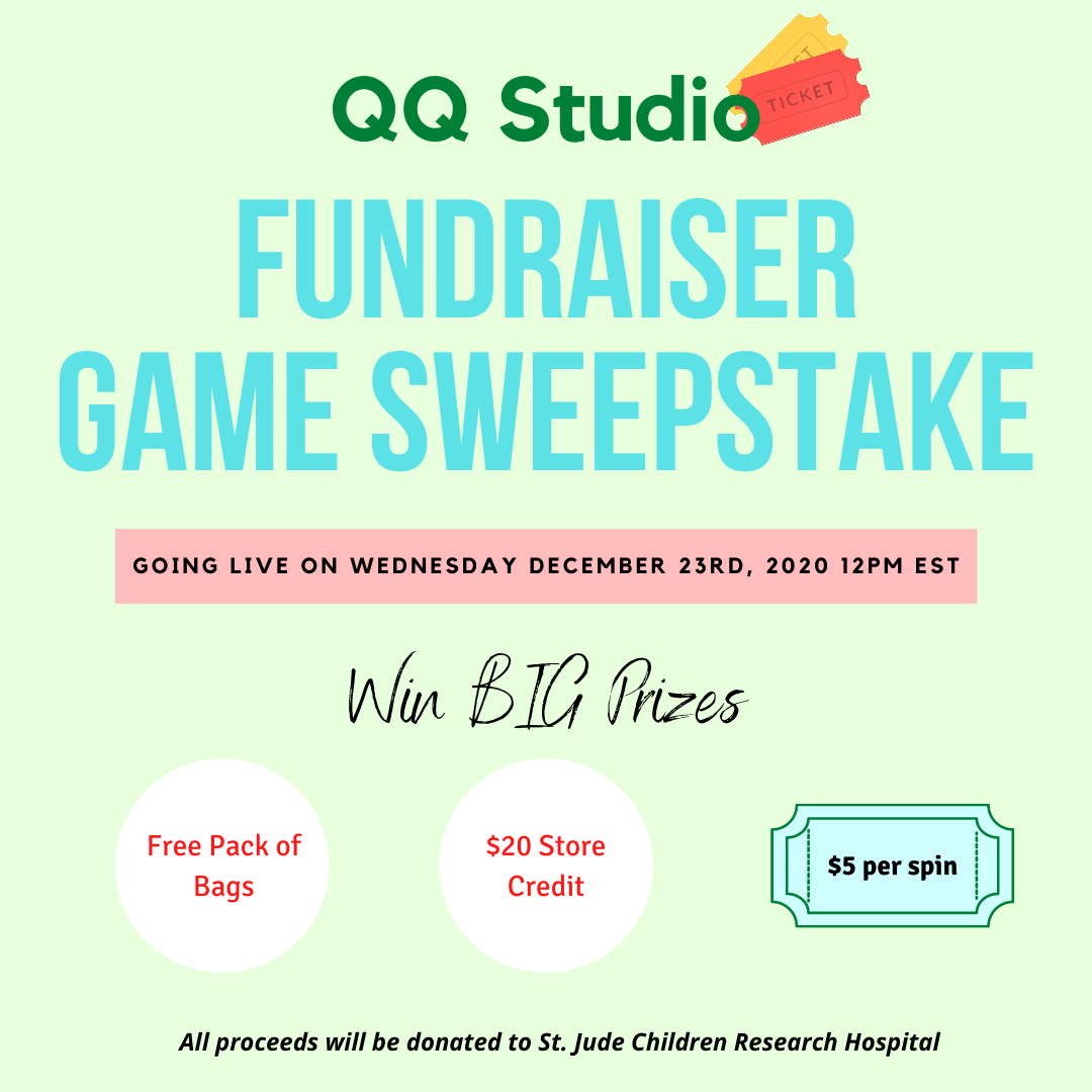 Benefits of Giveaways & Fundraisers: Game Sweepstake Invitation