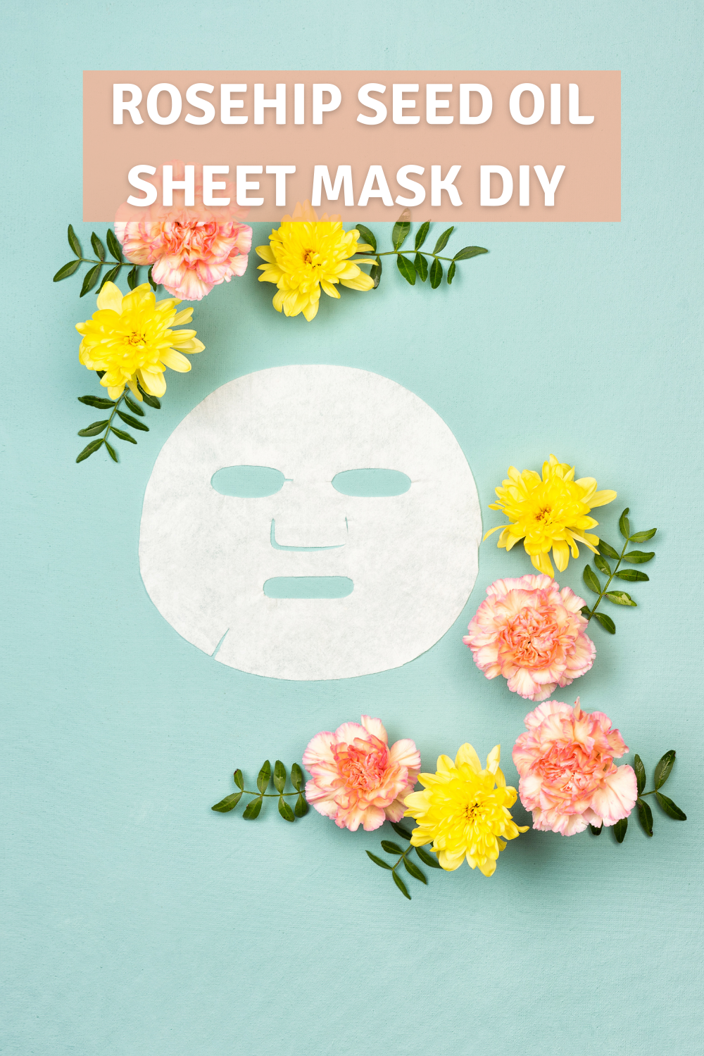 How to Make Your Own Hydrating Anti-Age Sheet Mask