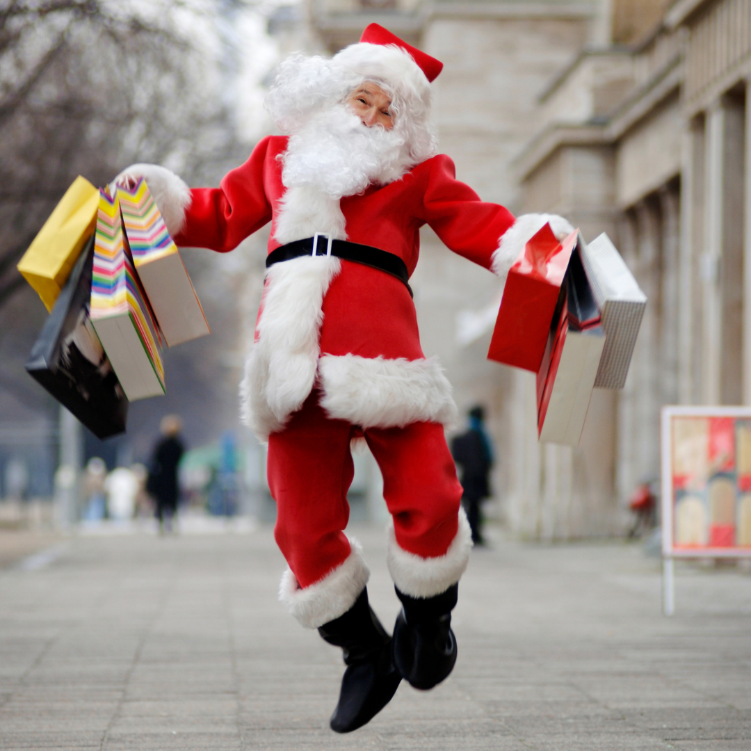 Dear B2B Sellers, You're Running Out of Holiday Prep Time: Santa Does it Earlier Than You