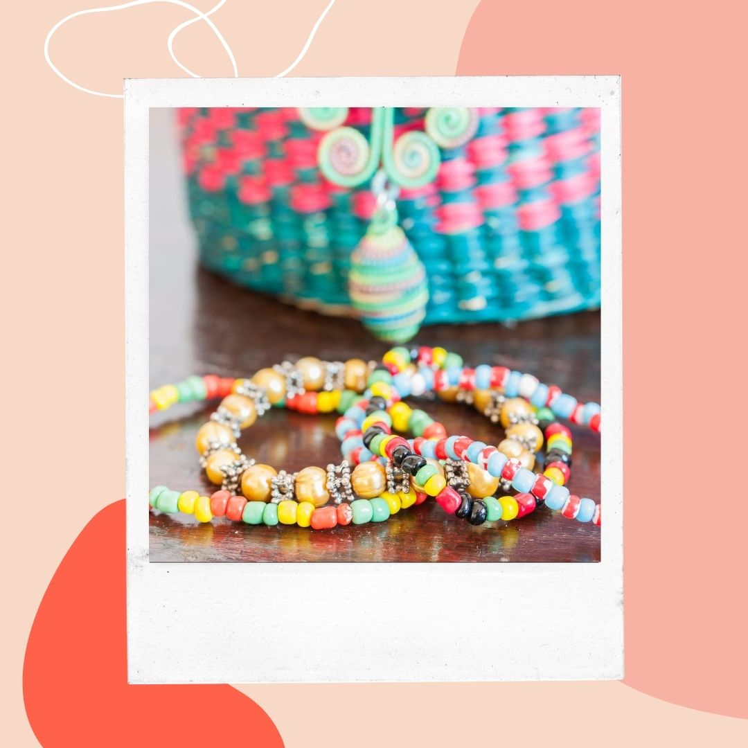 Best Homemade Beaded Jewelry Designs: Beaded Bracelet