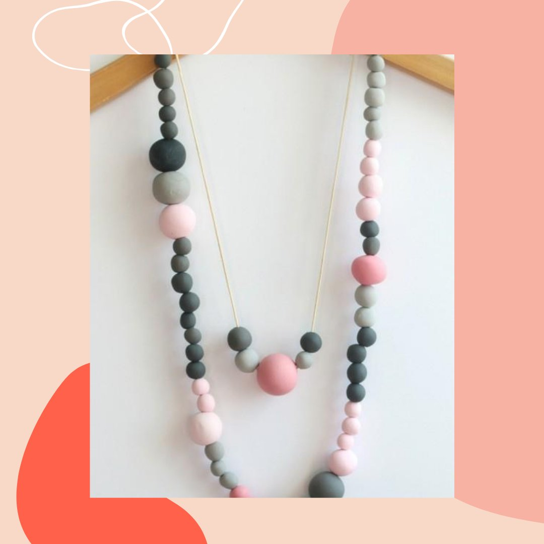 Best Homemade Beaded Jewelry Designs: Beaded Necklaces