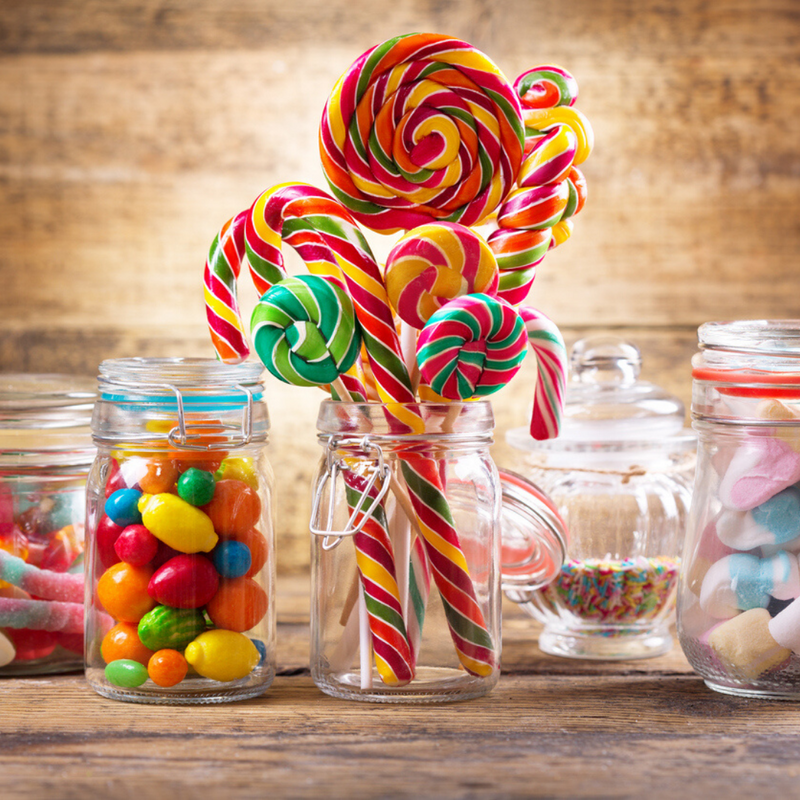 Confectionery Product Packaging - Packaging products for hard candy, gummy, and chocolates