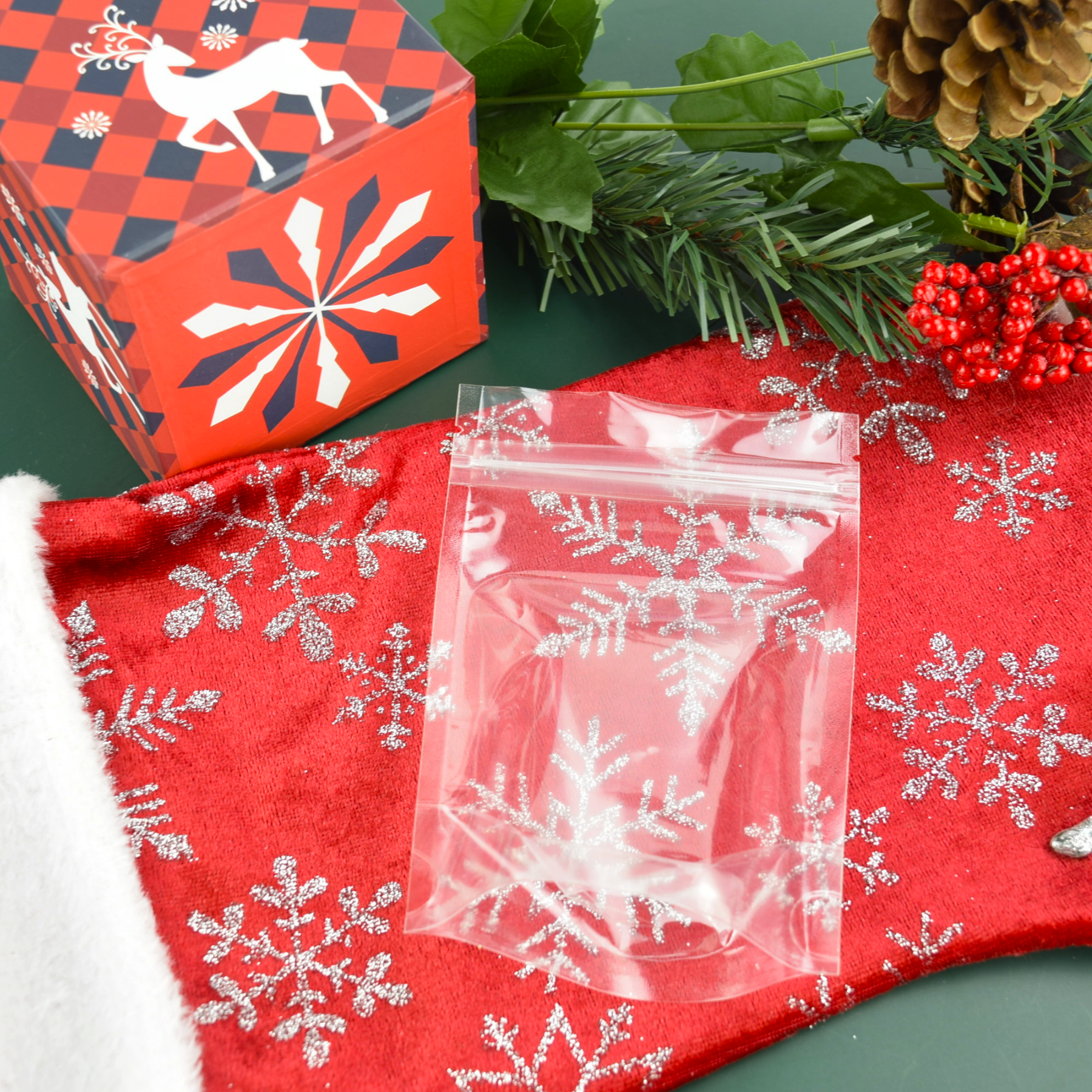 How to Make a Gift Bag: Start with the Bag