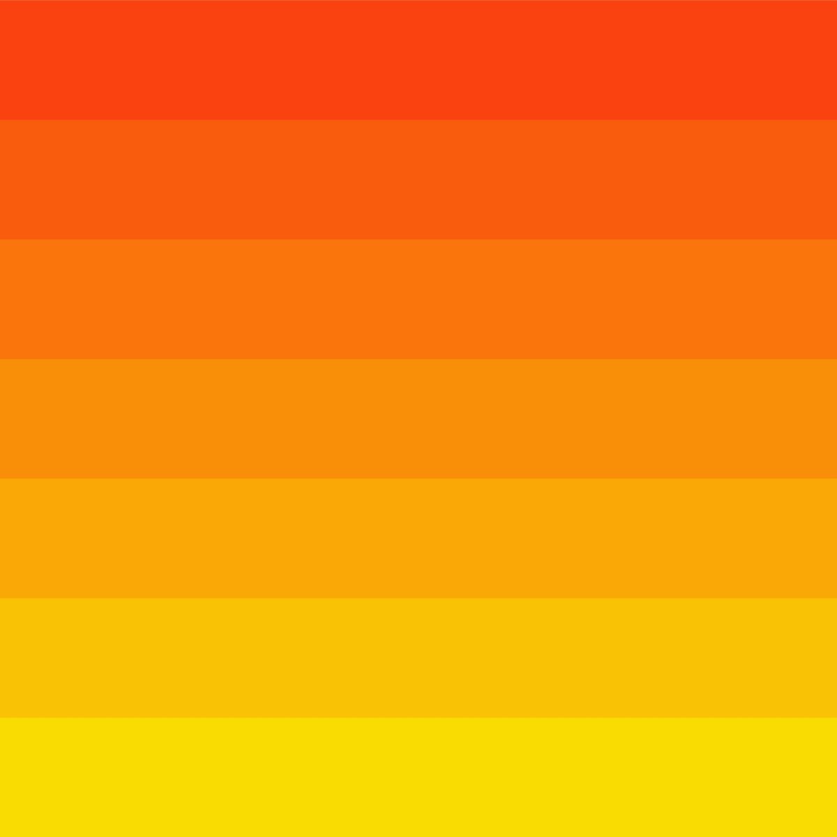 Green, Yellow, and Orange Color Combos to Avoid: Yellow and Orange