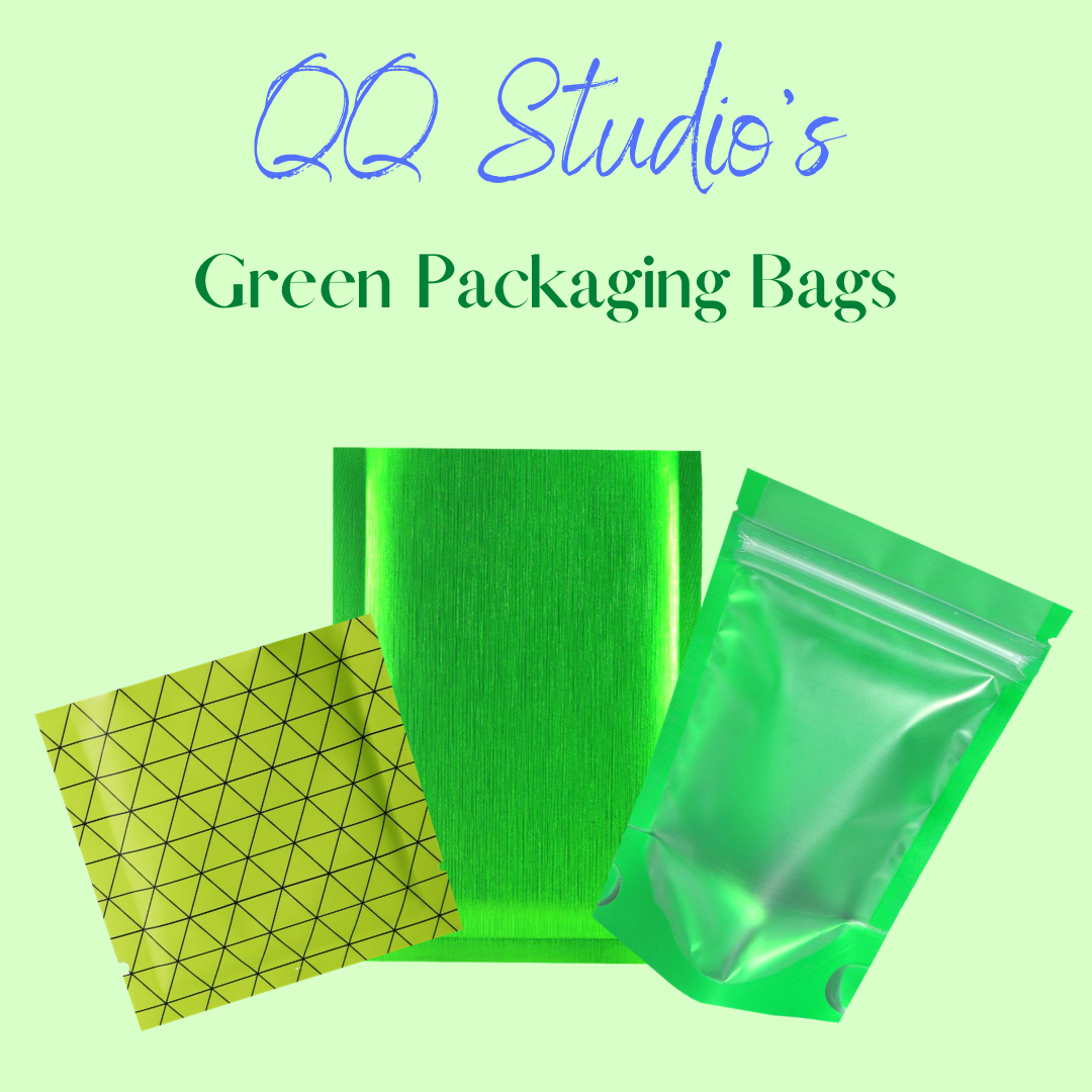How to Use Green Packaging Effectively: QQ Studio Products