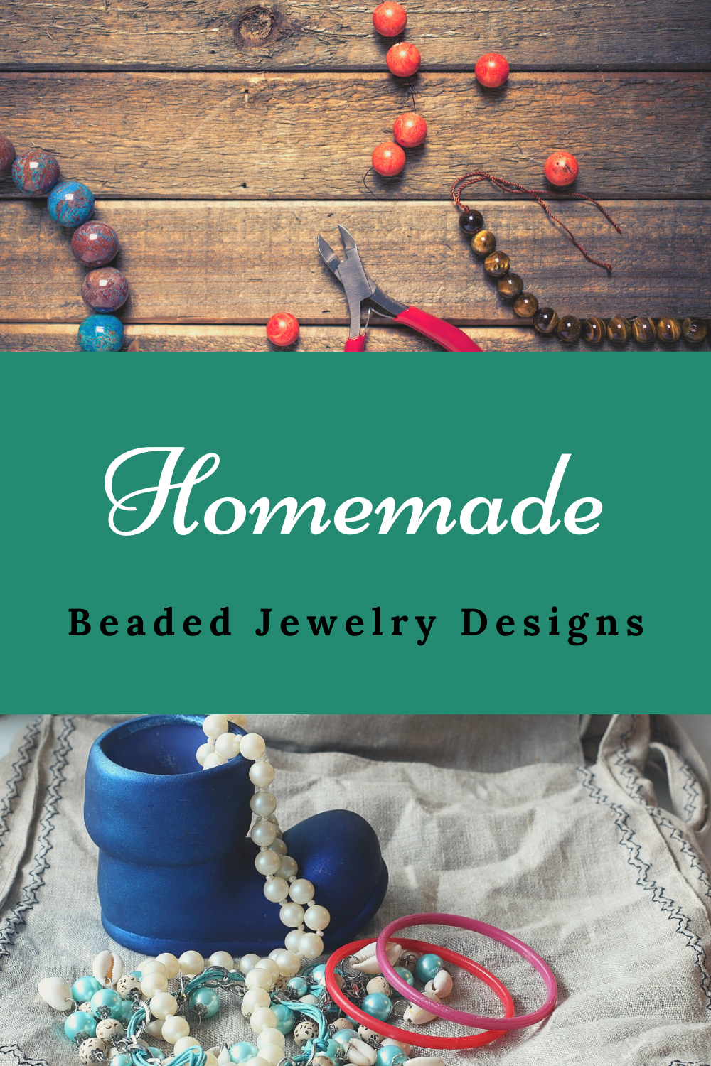 Best Homemade Beaded Jewelry Designs