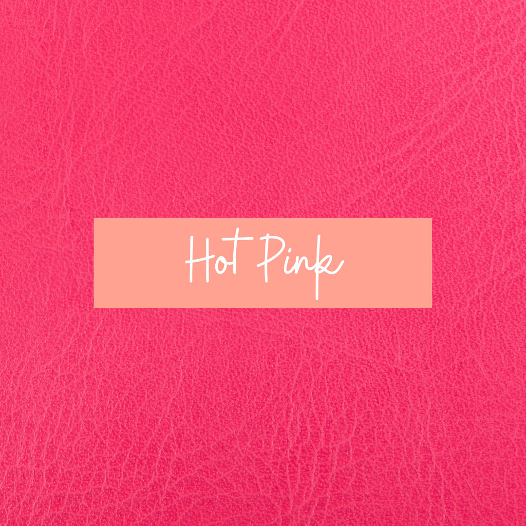 Top Three Industries That Use Pink Packaging: Hot Pink