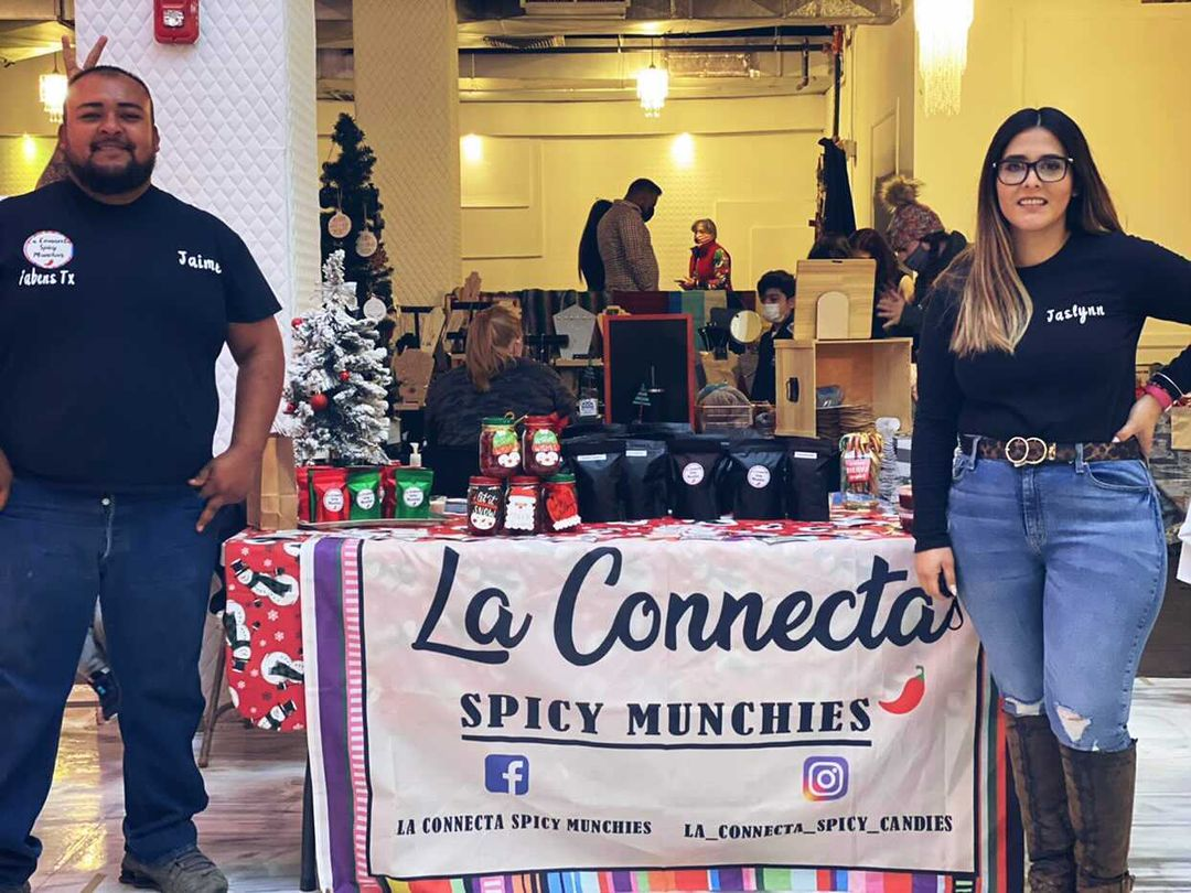 Small Business Success: The La Connecta Spicy Munchies Interview