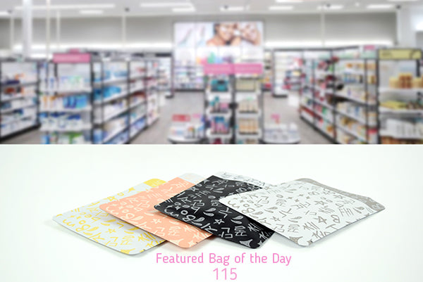 Featured Bag of the Day - 115 Series Korean Beauty Packaging Bag (Settings)