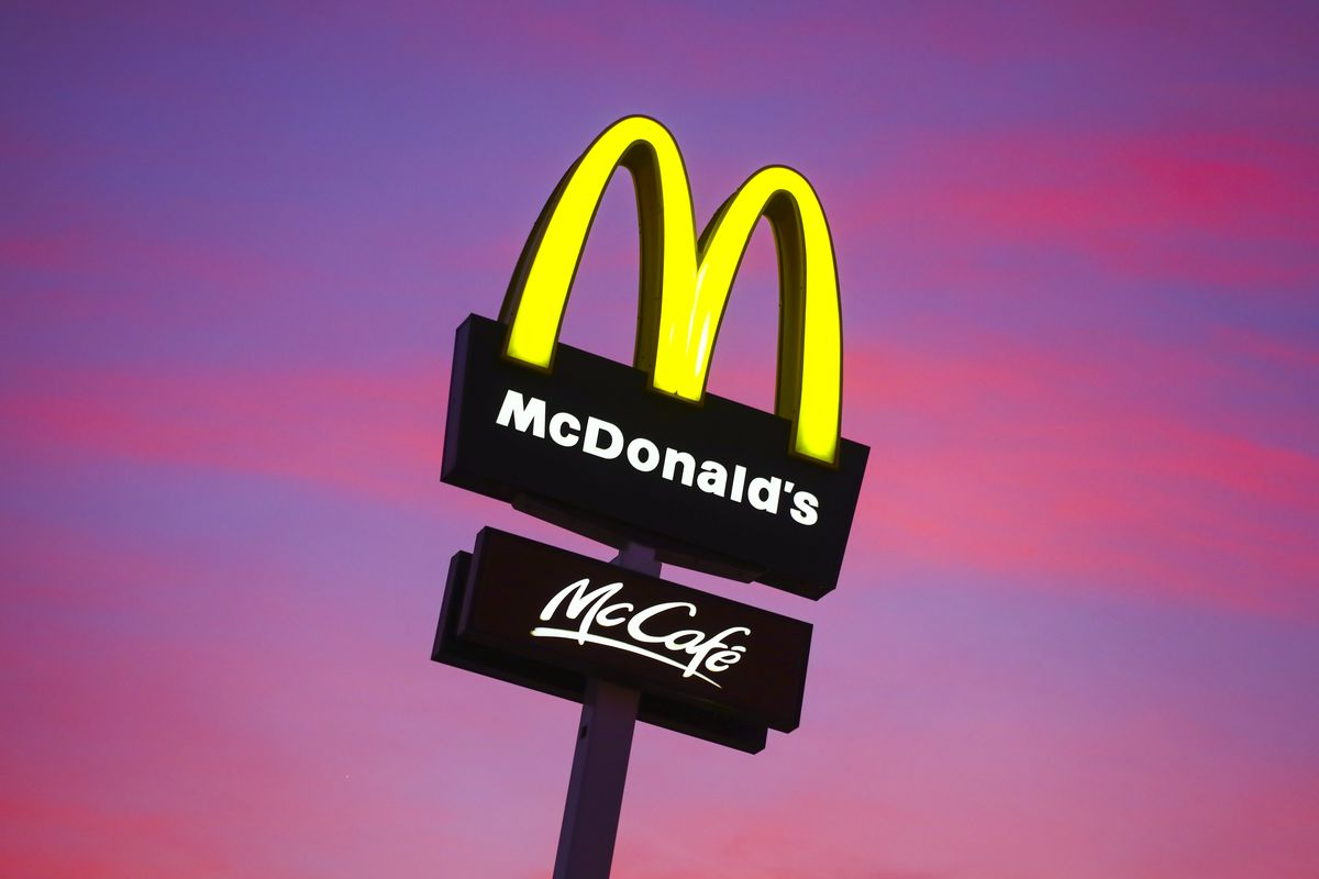 The Best Shades of Yellow to Use for Packaging: McDonald's Logo