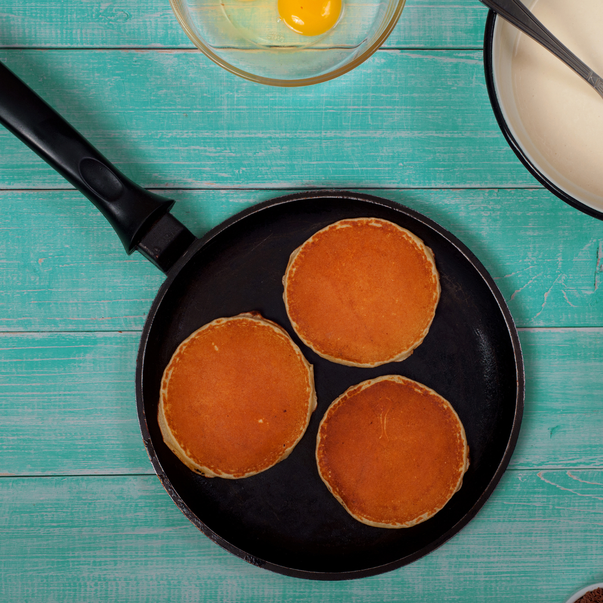 Cold Weather Camping Guide: Pancakes