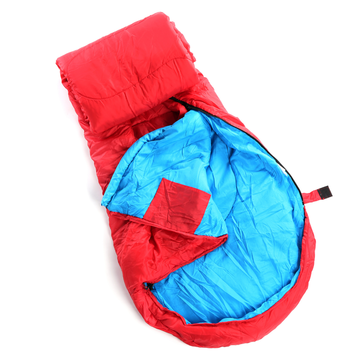 Cold Weather Camping Guide: Mummy Sleeping Bag