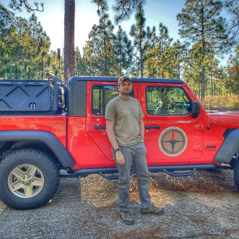 Preparing for Anything: An Interview with Superesse Straps: Founder Wesley Page