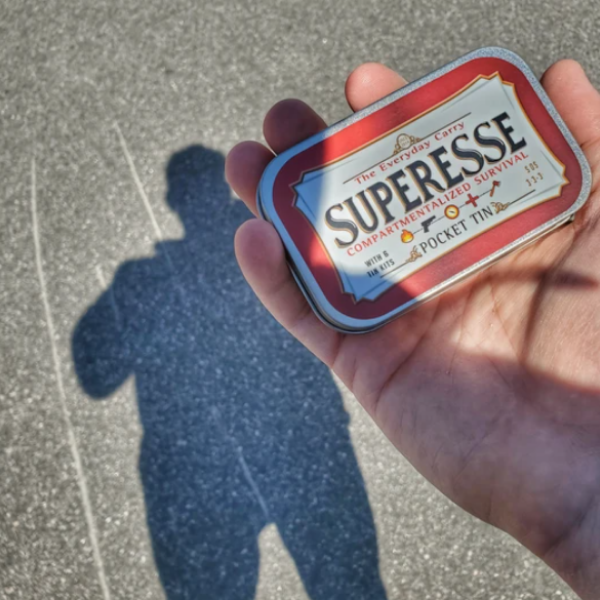 Preparing for Anything: An Interview with Superesse Straps