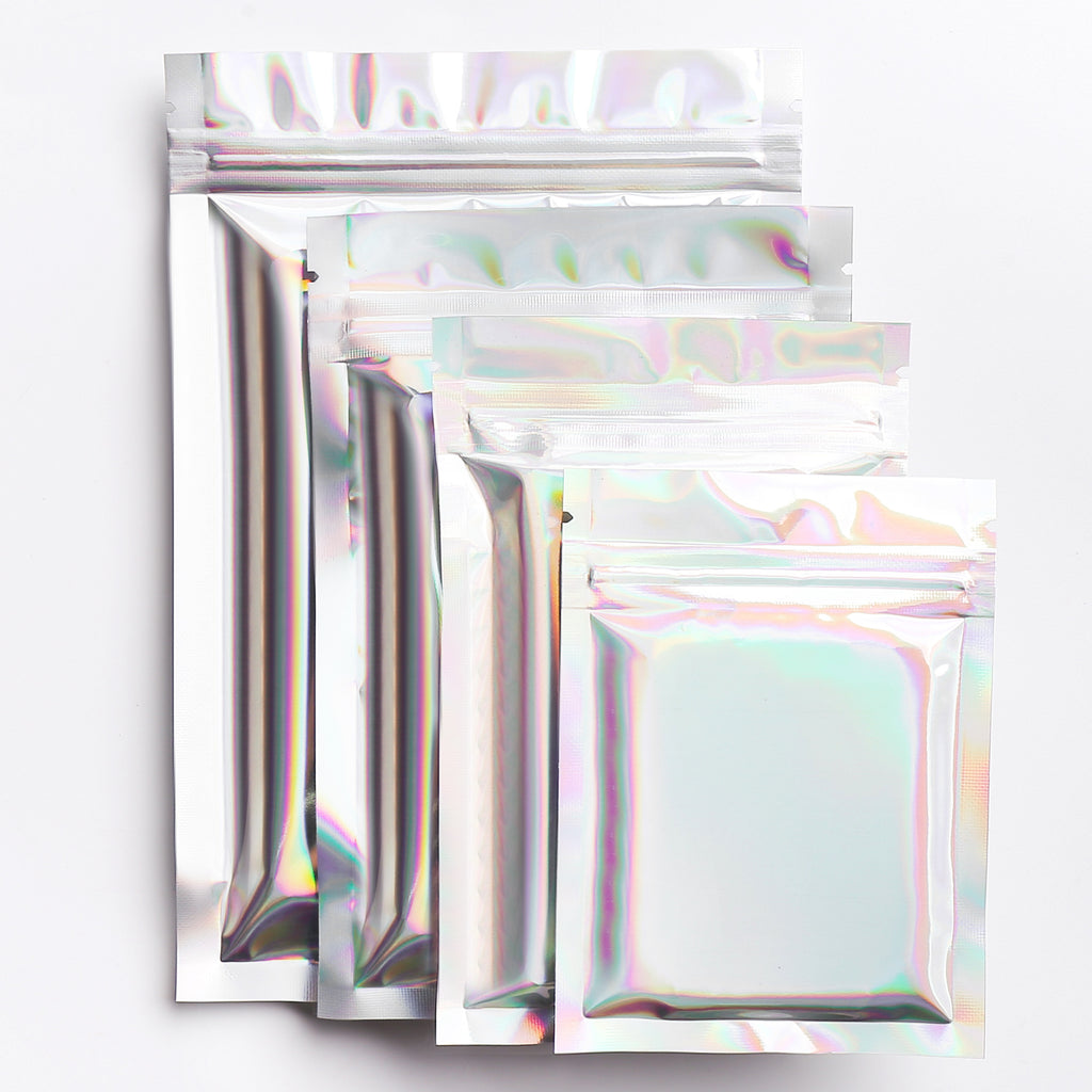 QQ Studio® Diamond Holographic Double-Sided QuickQlick™ Bags