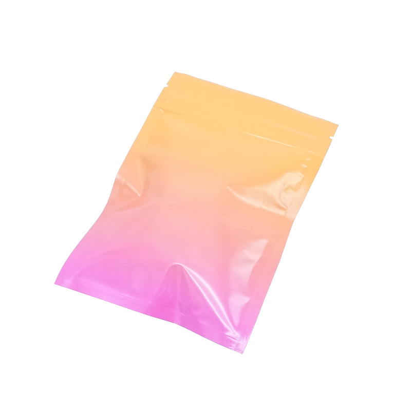 QQ Studio® Glossy Double-Sided Two-Tone Ombre Gradient Mylar QuickQlick™ Bags