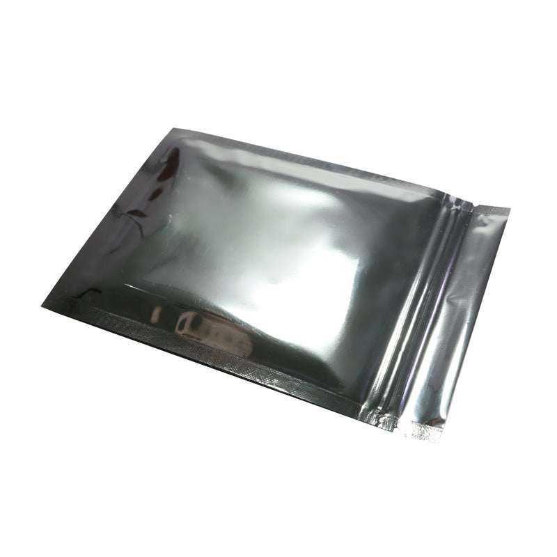 QQ Studio® Smooth Glossy Chrome Silver Mylar QuickQlick™ Bags