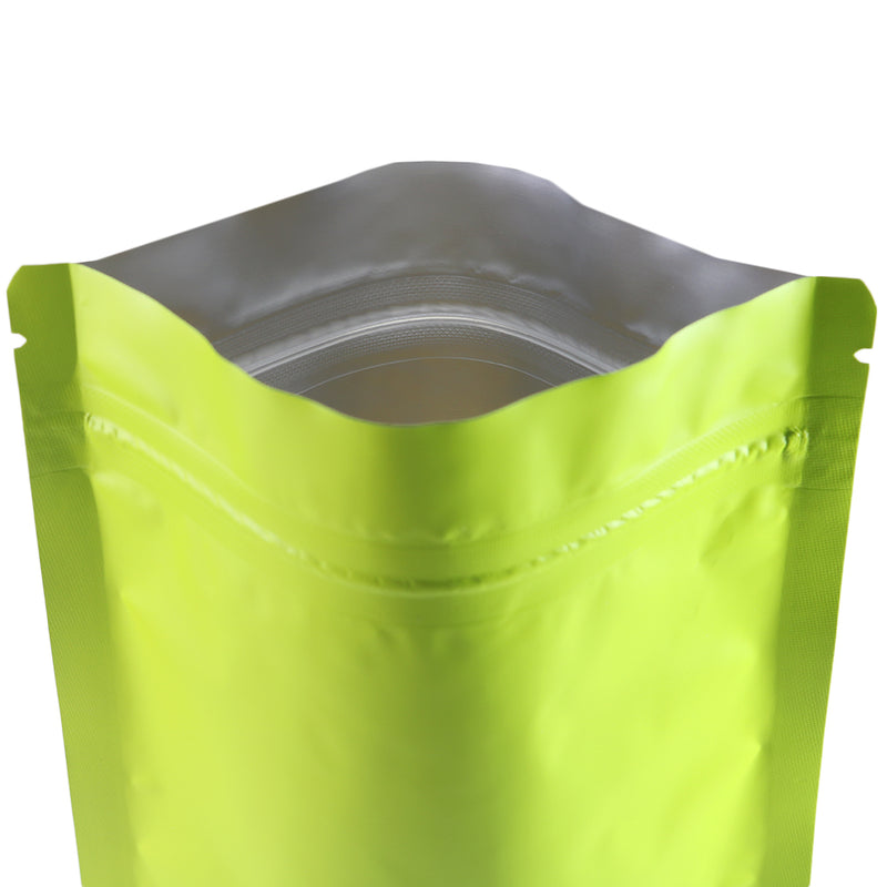 QQ Studio® Double-Sided Matte Lime Green Aluminum Stand QuickQlick™ Bags