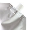 Matte Aluminum Stand Pouch with Corner Screw Cap Spout
