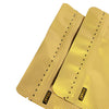QQ Studio® Double-Sided Rigid Gold Mylar Stand QuickQlick™ Bags